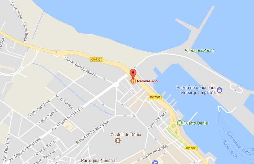 ubicacion nerovesuvio-fripozo