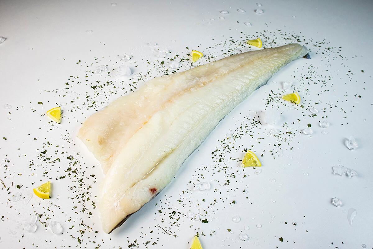 lomo entero de bacalao descongelado